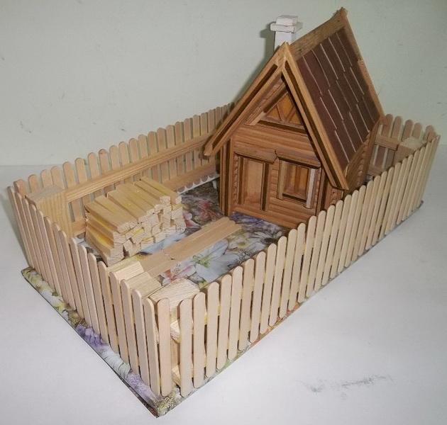 Как построить дом в селе своими руками